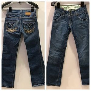 Hudson Finely Tailored Jeans