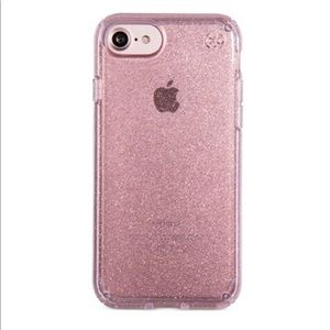 Speck Presidio Glitter Iphone 7 Plus Case