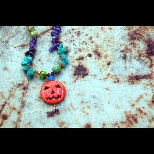 Pumpkin King Necklace