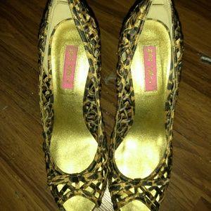 Betsey Johnson high heels