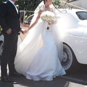 Wedding dress for sale all inclusive