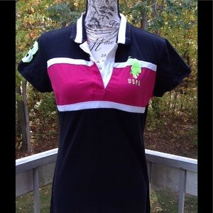 U.S. Polo Assn. Dress size L