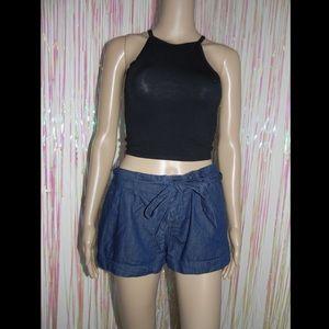 Dark Blue Shorts 562