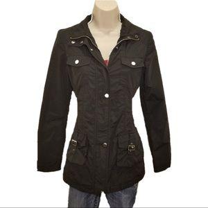 Black Merona Lightweight Jacket
