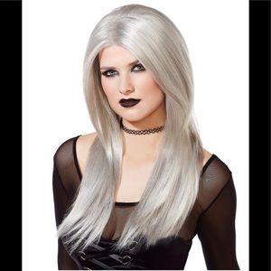 NEW - Grey Fashion Wig