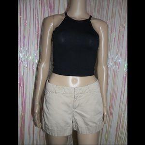 Tan Shorts 566