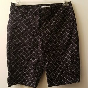 White House Black Market City Shorts