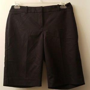 White House Black Market City Shorts Size 8
