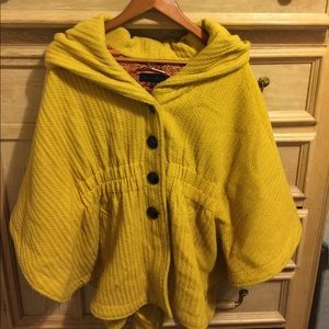 Steve Madden Must have Fall/ Winter poncho / coat
