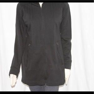 IBEX Merino Wool KNEE Length Coat