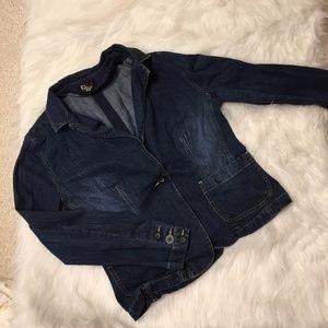 New York and Company Denim Jacket 14
