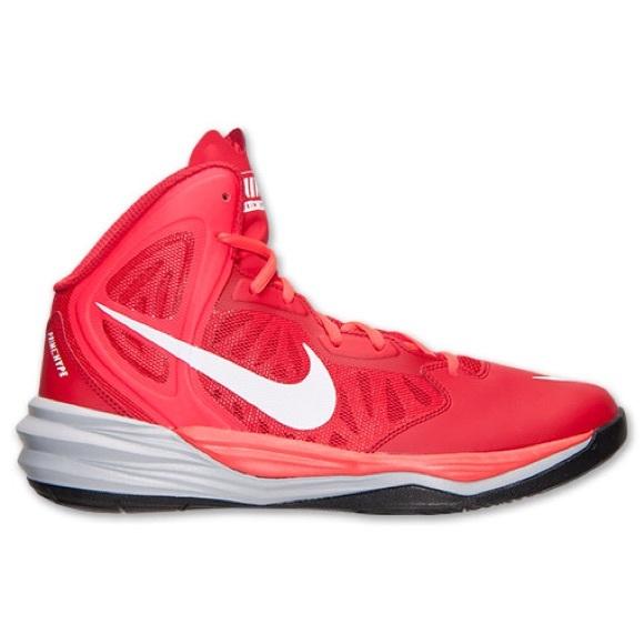 on sale 0fcdb 8d715 Nike Prime Hype DF (University Red) Mens size 11