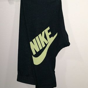 Nike Leg-a-see Workout Leggings