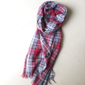J. Crew Plaid Scarf