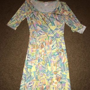 Brand new Lulalaroe Nicole dress