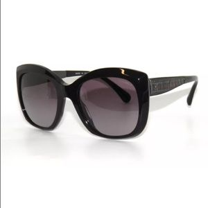 Chanel 5347 Bordeaux Sunglasses