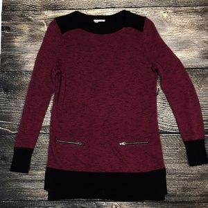 Halogen Nordstroms Womens XS Sweater Tunic