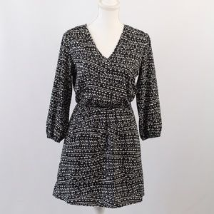 H&M Heart print dress