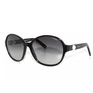 Chanel Pearl Collection 5131H Black Sunglasses
