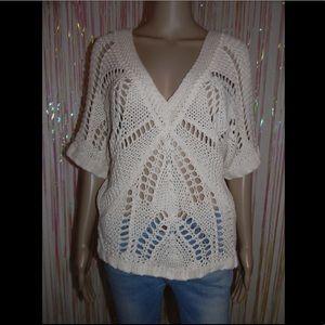 Short Sleeve Sweater 610