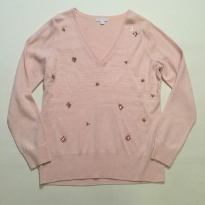 New York & Co. Embellished Sweater