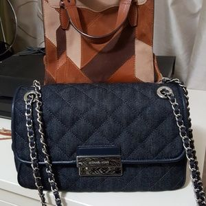 Kors Denim handbag