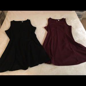 Bundle of mini dresses
