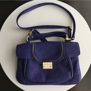 Olivia & Joy satchel