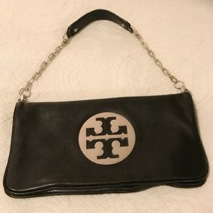 Tory Burch Reva Clutch w/ Removable Strap