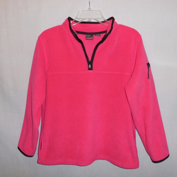 Prospirit - Prospirit Hot Pink Fleece Pullover from Diane's closet ...
