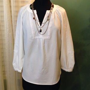 Gorgeous white blouse
