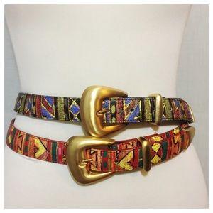 Vintage The Limited Leather Belts