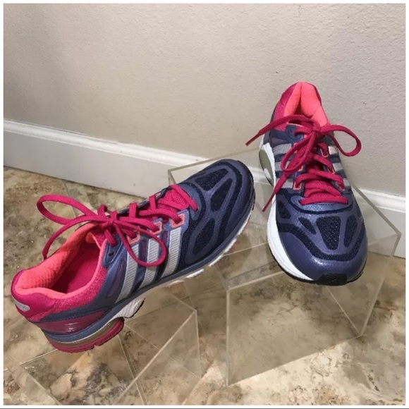 5129fa8a0 Adidas supernova sequence 6 running shoes size 6