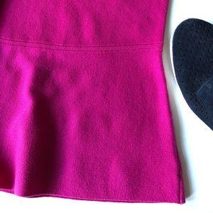 Ann Taylor Sweaters - Ann Taylor Knit Peplum Top; size XXSP