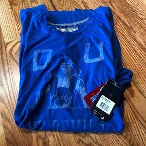 BNWT Duke football shirt
