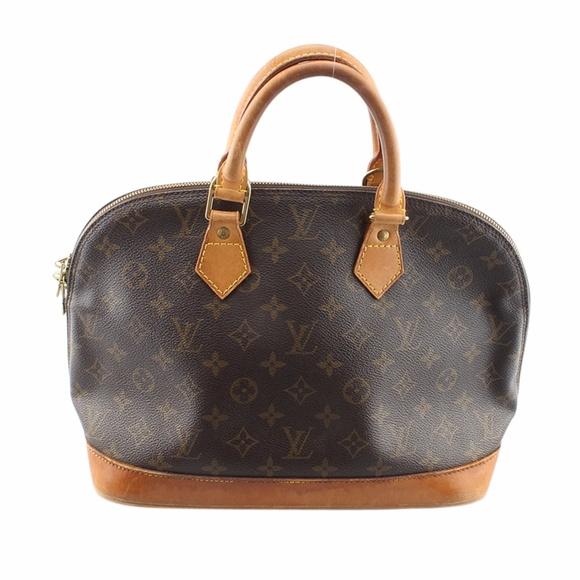 3c78befec2145 Louis Vuitton Handbags - Louis Vuitton Monogram Alma PM 134081