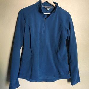 Tops - Guide Series Blue Fleece M