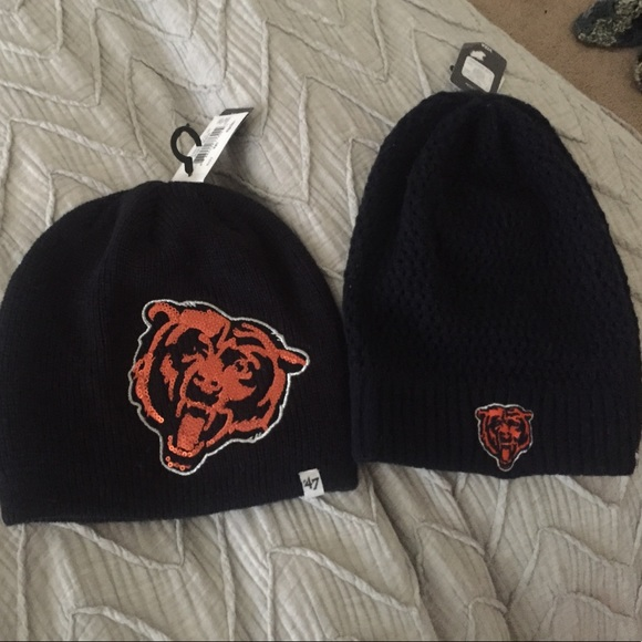 2751aed4 Chicago Bears 47 brand stocking hats