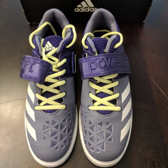 adidas Shoes - Adidas Women s Powerlift 3 Weightlifting Shoes 9.5 928a5cf3ac