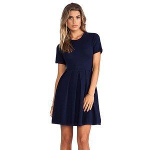 🎈NEW🎈 Shoshanna Valentina Navy Sweater Dress