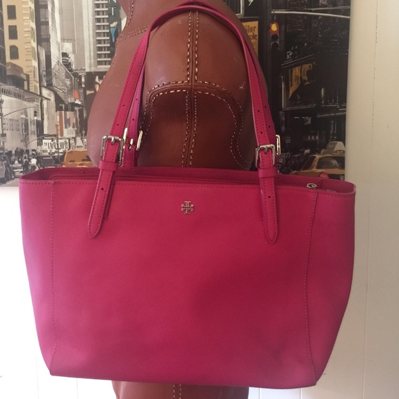 💰LOWEST PRICE💰Tory Burch small Emerson York tote