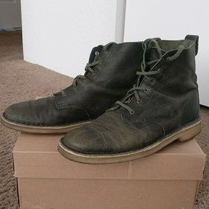 Clark's Original Desert Mali Boots