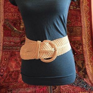 Accessories - Woven belt