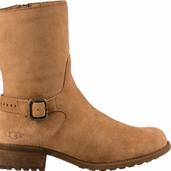 6e87cb78bf7 Ugg Chestnut Keppler Boots Size 8 Brand New NWT