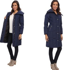 Cole Haan down filled puffer coat