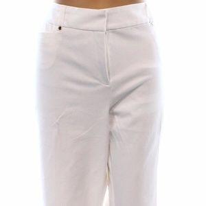 Alfani Slim-Leg Tummy Control Pants Sz 16 NWT!