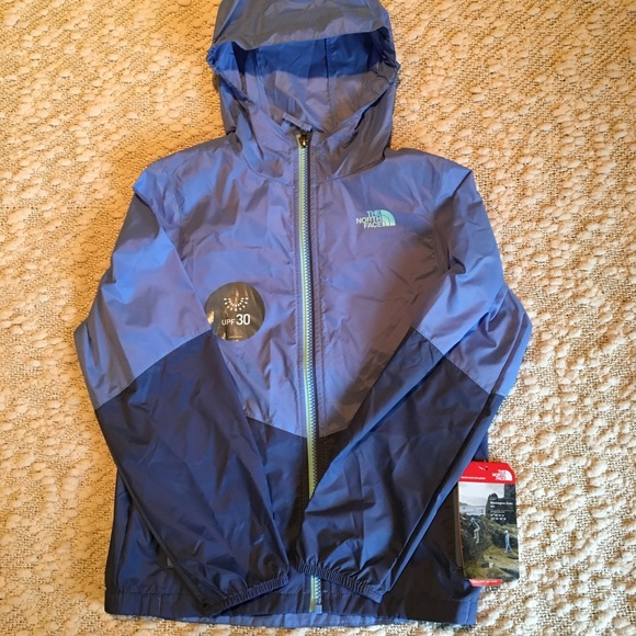 3a654e8c3 NWT The North Face Girls Flurry Wind Hoodie NWT