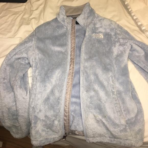 c5e2afe84 france north face jacket light blue 5c07d 32b6f