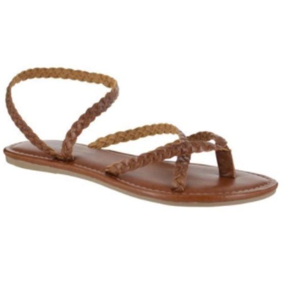 092a92ea360 MIA Shoes - MIA Lexxa Flat Sandal