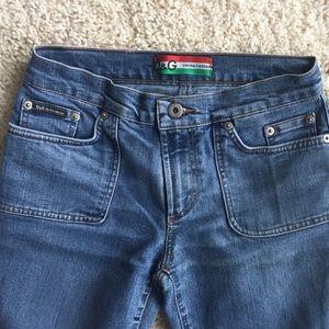 """Dolce & Gabbana Vintage Jeans Size 26 Inseam 33"""""""